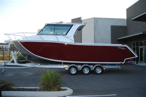 New Boat Hulls For Sale by New Craft 8m Mirage Tri Hull Power Boats Boats