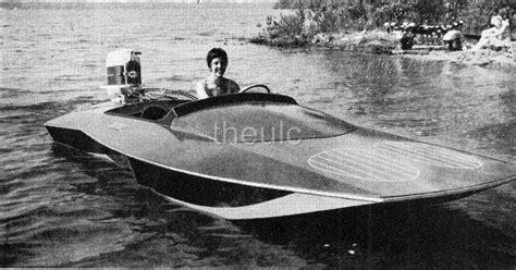 wooden hydroplane boat plans    diy