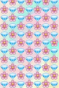 Flower Emoji Tumblr Backgrounds