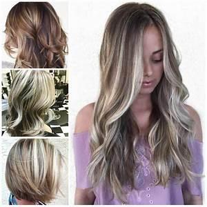 Chunky Hair Highlights for 2017 – Best Hair Color Ideas ...