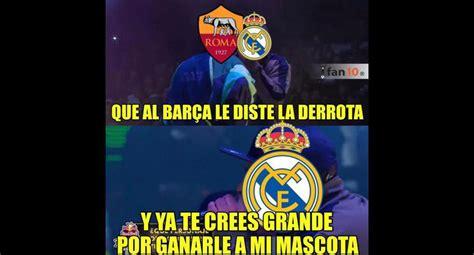 DT: Facebook: Real Madrid vs. Roma y los memes de su ...