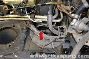 Porsche 944 Turbo Clutch Master Cylinder Replacement  1986