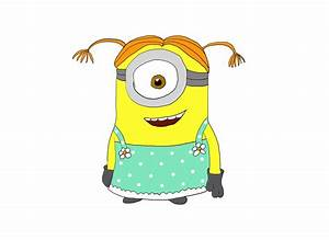 Easy Minion Drawing images