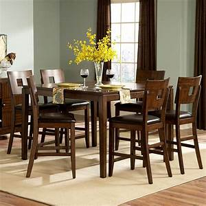Oxford Creek 7-piece Counter-height Dining Set