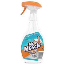 Mr Clean Bathroom Cleaner 7 Day Shine by Mr Multi Task Shower Cleaner 500ml Bathroom B M