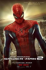 The Amazing Spider-Man 2 - Teaser Poster by CyrusHedgehog ...