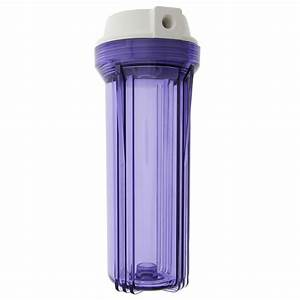 Hydronix Hf2 Clear Standard 10 X 2 5 Inch Water Filter