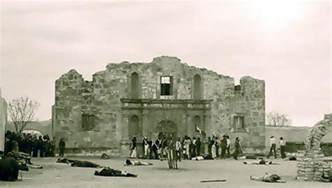 The Battle of Alamo Texas History