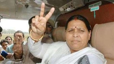 Former Bihar CM Rabri Devi skips ED summons