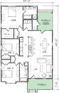 narrow lot home plans narrow lot bungalow house plan 10035tt cottage narrow