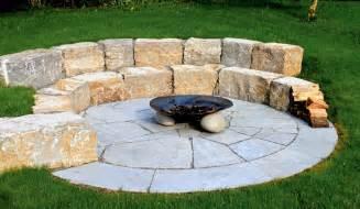 steine für feuerstelle naturstein paradies travertin muschelkalk f 252 r haus und garten