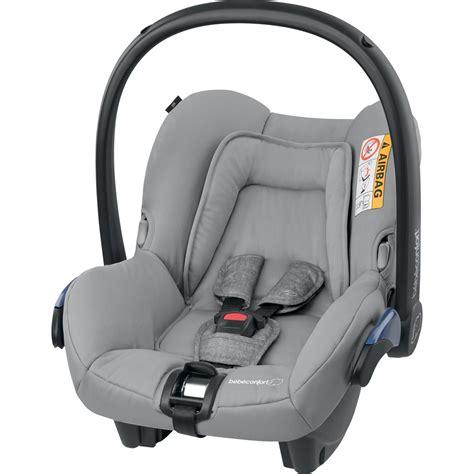 siege auto bebe confort groupe 0 siège auto coque citi nomad grey groupe 0 de bebe