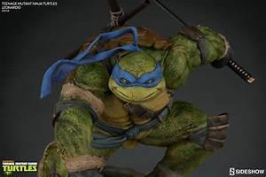 Cowabunga U2019 Leonardo Our First Hero In A Half Shell