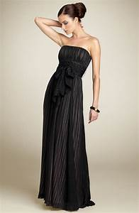 what is appropriate for women to wear on a black tie With black dress to a wedding appropriate