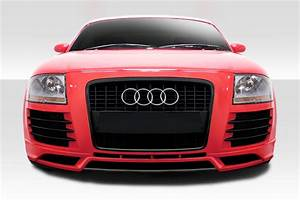 Audi Tt Bodykit : 00 06 audi tt pr d duraflex front body kit bumper 112882 ~ Kayakingforconservation.com Haus und Dekorationen