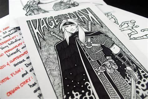 Come Creare Un Nuovo Personaggio Per Manga O Anime