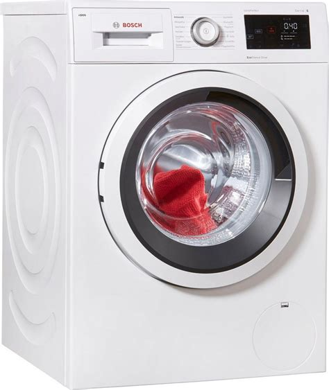 bosch waschmaschine 6 kg bosch waschmaschine serie 6 wat286v0 8 kg 1400 u min i dos dosierautomatik kaufen otto