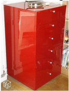 Meuble Chinois Occasion : meuble laqu rouge occasion ~ Teatrodelosmanantiales.com Idées de Décoration