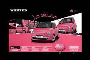 Fiat 500 Vente : fiat en fiat 500 so pink en vente sur internet ~ Gottalentnigeria.com Avis de Voitures
