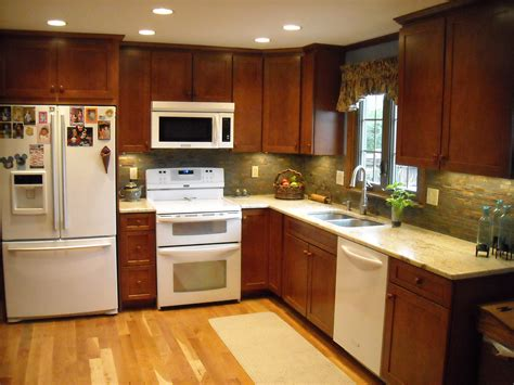 maple cognac kitchen cabinets yellowstone maple cognac gaskell home remodeling 7346