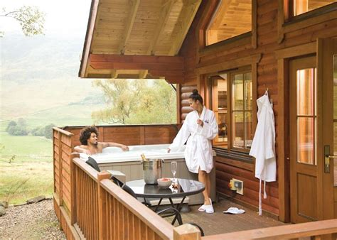 cheap lodges with tubs scotland scotland s best tub escapes tub holidays hoseasons