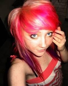Mildred Patricia Baena Pink Hair Dye For Dark Hair