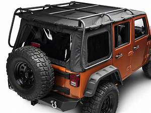 How To Install A Rugged Ridge Exo Top On Your Jeep