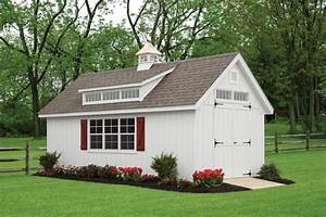 New England Classic T1  Shed Dormer