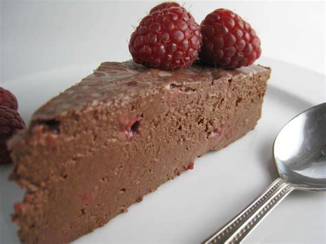 flourless vegan chocolate raspberry mousse veganbaking net recipes desserts and tips