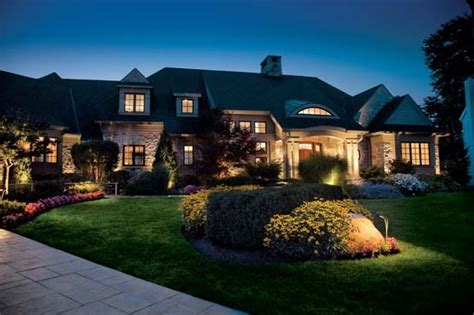 how to use outdoor landscape accent lighting guide for
