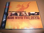 RIDE WITH THE DEVIL Ang Lee Western movie SOUNDTRACK CD ...