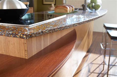Vetrazzo Countertop   Eco Friendly, Stunning Recycled