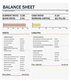 Free Excel Accounting Templates Small Business Accounting Balance Sheet Template Masir
