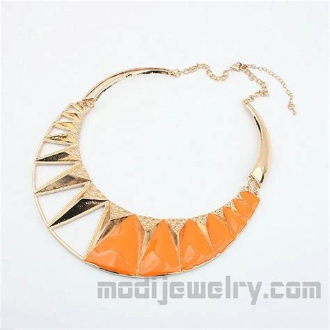 trendy hollow hotsale necklace cheap fashion jewelry store