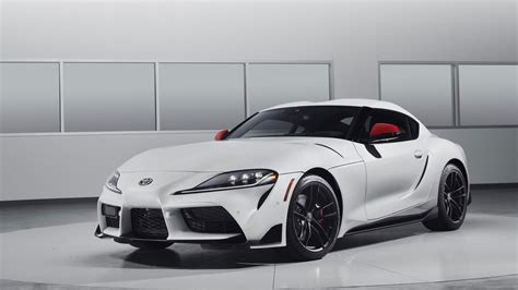 Toyota's 2020 Gr Supra Will Support Wireless Carplay, But