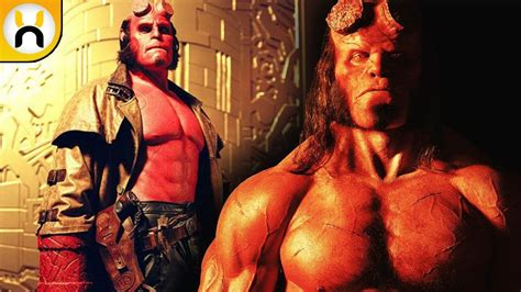 Comparing Hellboy, New And Old  Hellboy 2019 Youtube