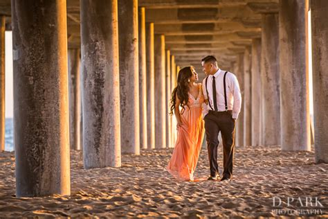 huntington beach pearl harbor inspired engagement