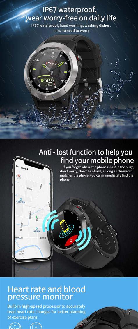 sma  gps bluetooth smartwatch gearvita