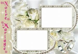 Cadre Photo Mariage : montage photo cadres mariage pixiz ~ Teatrodelosmanantiales.com Idées de Décoration