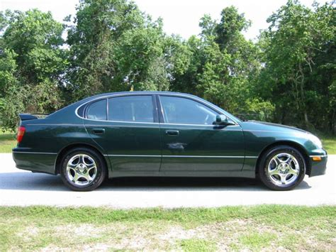how to fix cars 1998 lexus gs lane departure warning tx 1998 lexus gs400 sedan 99k miles green tan great condition records 8988 clublexus