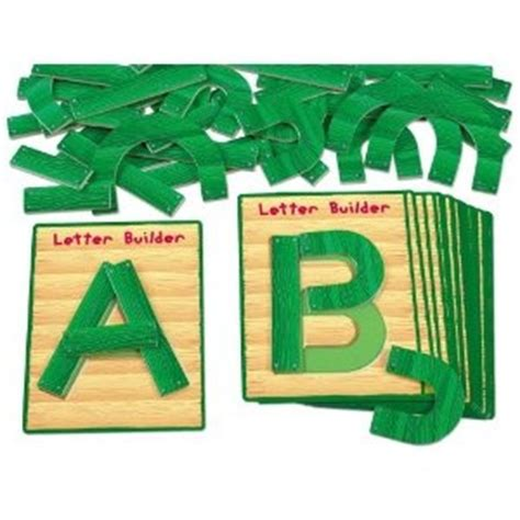 Letter Builder 17 best images about classroom materials i on