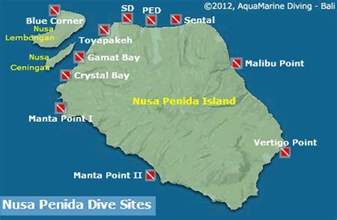 nusa penida dive sites lembongan manta ray mola mola