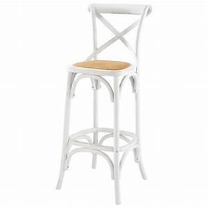 Chaise De Bar En Rotin : tabouret de bar et chaise de bar maisons du monde ~ Teatrodelosmanantiales.com Idées de Décoration
