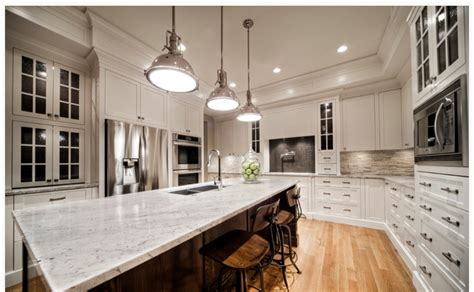 high  kitchen remodel  leawood  marble