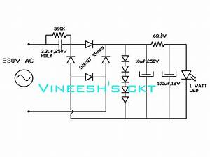 Led Circuits Diagrams