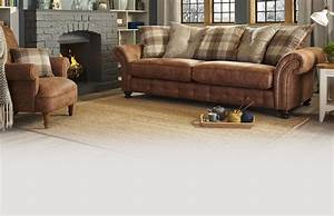 Oakland 4 seater pillow back sofa oakland dfs for Perez 4 seater pillow back sectional sofa