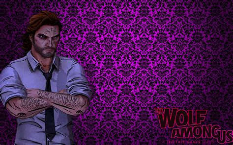 Bigby The Wolf Among Us Wallpaper by The Wolf Among Us Bigby Desktop Background By Killtoe On