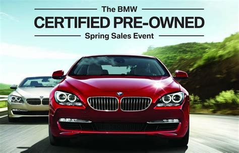 Bmw Spring Savings!  Bmw Of North Haven