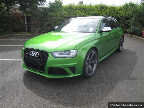 New Rs4 Avant Exclusive (2014
