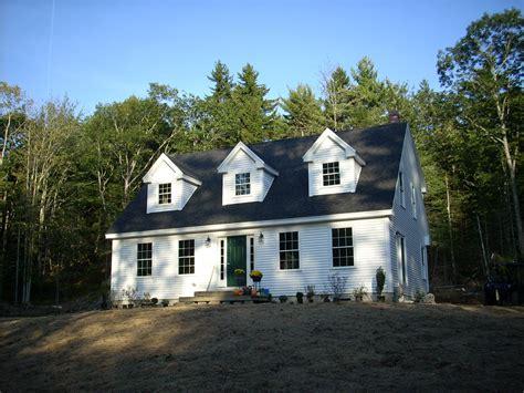 Cape Modular Homes Maine
